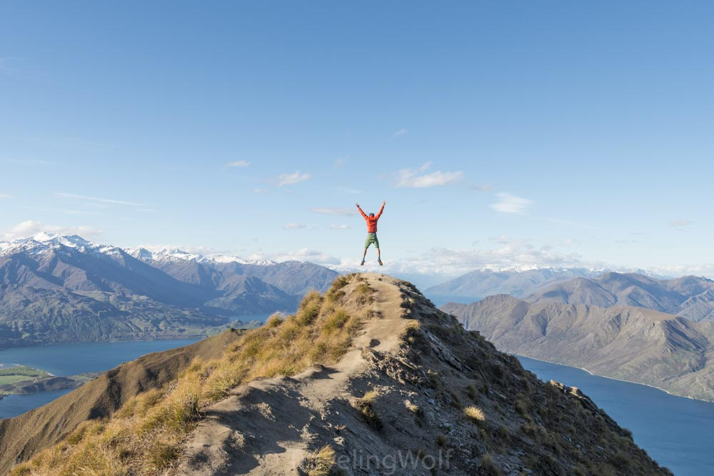 The 4 Best Day Hikes around Wanaka in New Zealand