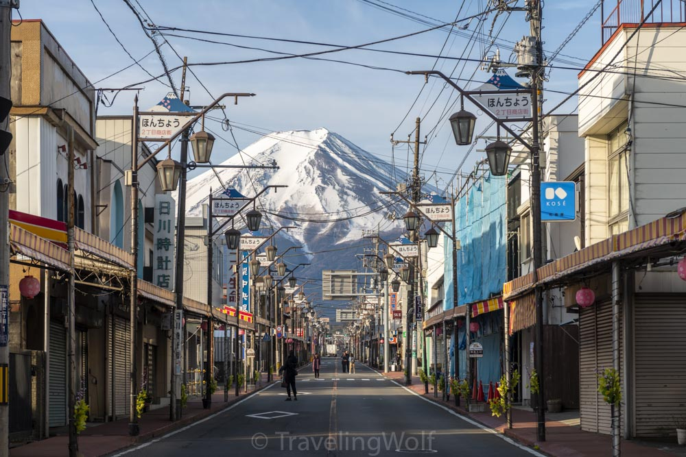 11 Best Photo Spots around Mount Fuji