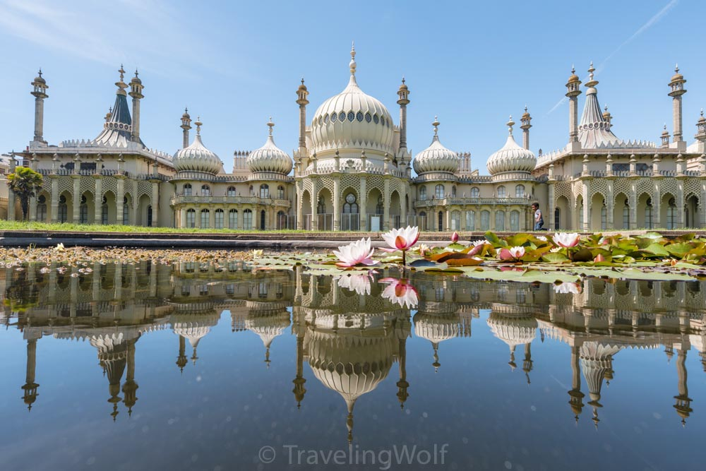 royal pavillion brighton london