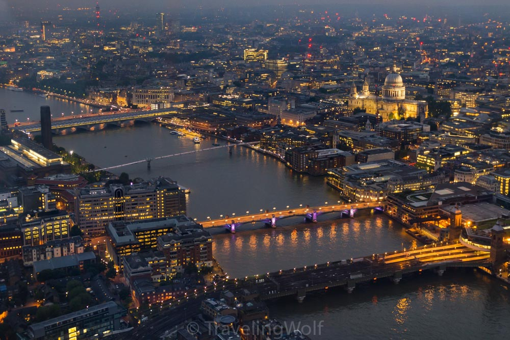 the shard viewing platform london
