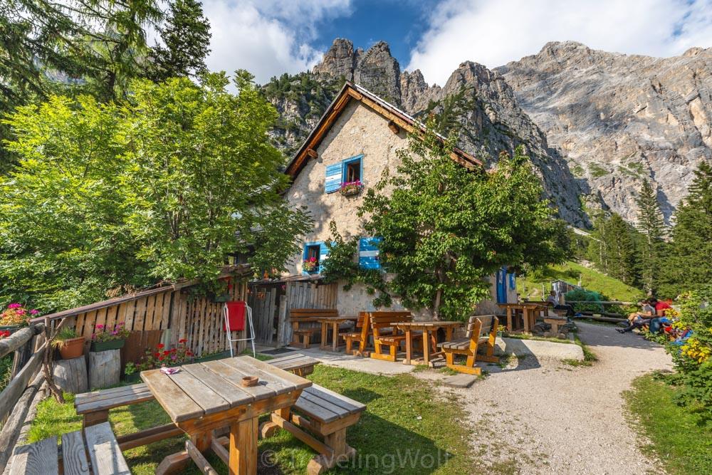 Best of Dolomites - Around the Sorapiss Group on Via Ferrata Vandelli and Berti