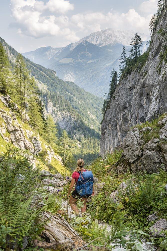 Königssee - Vom Kärlingerhaus zur Wasseralm und Obersee